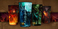 World of Warcraft Limited Edition Cups