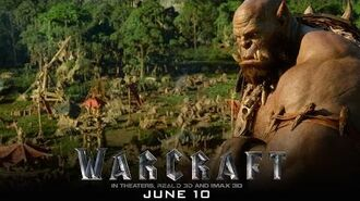 "Warcraft - Featurette ""Orc Camp"" (HD)"