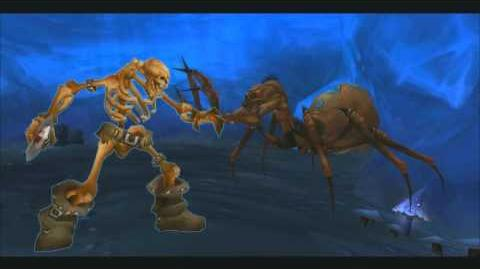 WoW Pro Lore War of the Spider