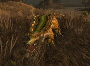 Drywallow Crocolisk