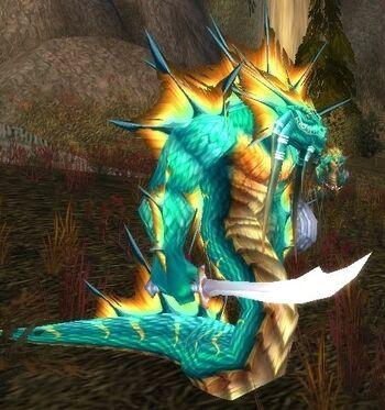 Stormscale Warrior