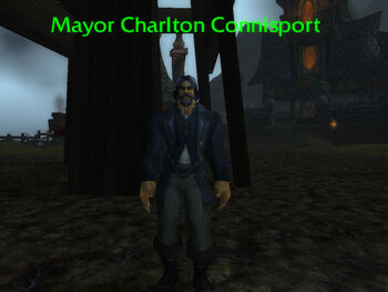 Mayor Charlton Connisport