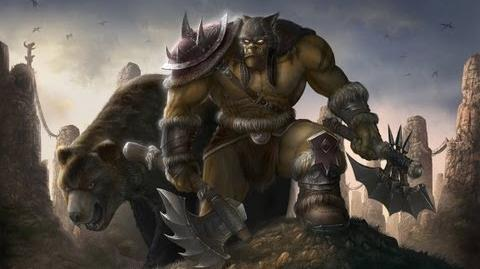 The Story of Rexxar Lore