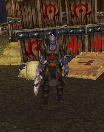 Dragonmaw Guard