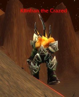Klinfran the Crazed