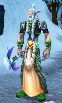 Druid of the Grove
