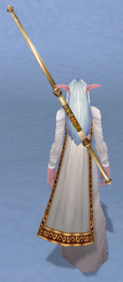 Acrobatic Staff, Snow Background, NE Female
