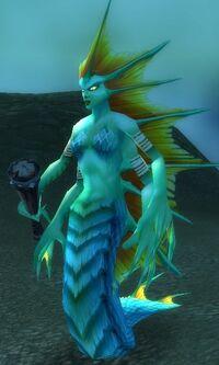 Wrathtail Priestess