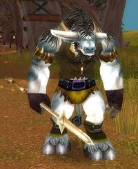 Brave Ironhorn