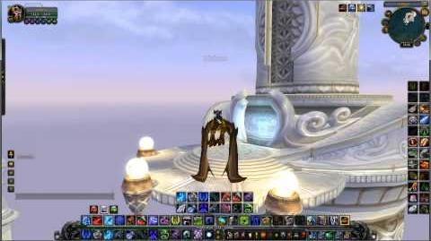 How to find the entrance to Throne of the Four Winds- World of Warcraft