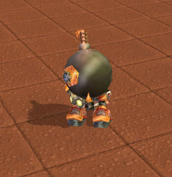 Unstable Bomb Bot