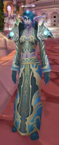 Moon Priestess Nici