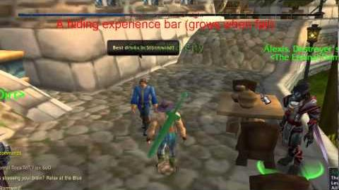Roleplaying with Braddort. I love gnomes!