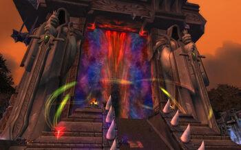 Assault on the Dark Portal