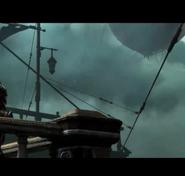 Legion cinematic Varian and the gunship scene18