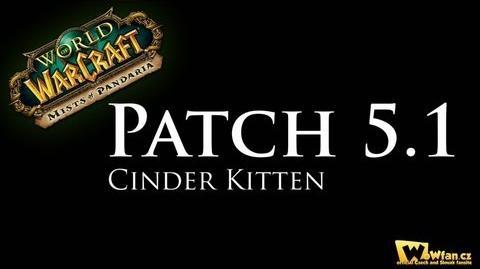 Patch 5.1 - Cinder Kitten Model