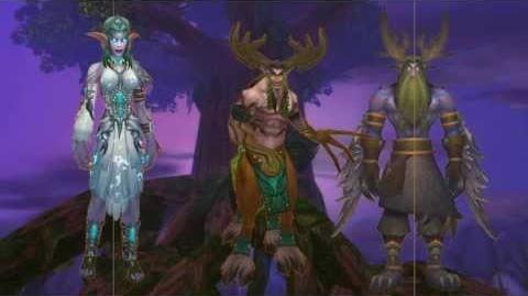 WoW Pro Lore Episode 7 Mount Hyjal and Illidan's Gift