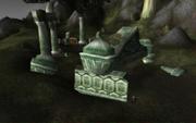 Shatterspear War Camp ruins1