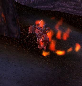 Fiery Tormentor
