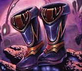 Boots of the Resilient TCG