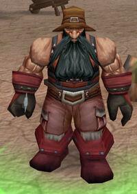 Kravel Coalbeard