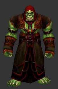 Searing Blade Warlock