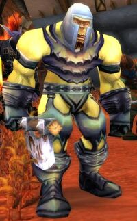Grunt Gargal