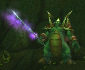 Throne-Guard Champion