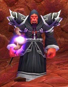 Shattered Hand Warlock