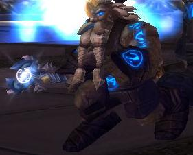 Dark Rune Watcher