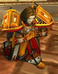Terran Justice Gregory