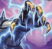 Icy Touch TCG