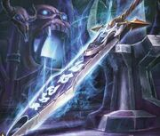Greatsword of the Ebon Blade TCG