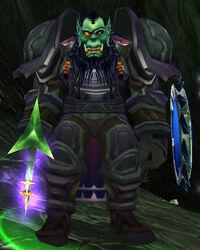 Grom'tor, Son of Oronok