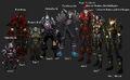 Rogue Tier Sets