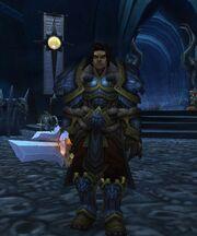 King Varian in Icecrown Citadel
