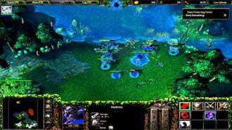 Warcraft 3- ROC – 3. The Awakening of Stormrage (Hard) Night Elf Campaign