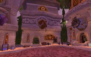 Dalaran Trade District