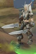 Ranger Lord Hawkspear Old