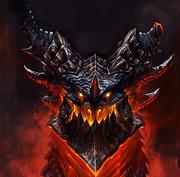 Deathwing Head