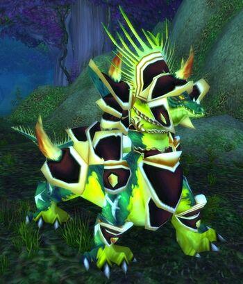 Emeraldon Boughguard