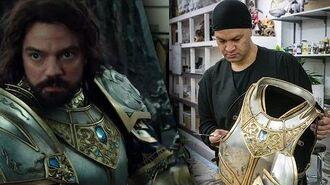 Behind the Scenes at Weta Workshop Warcraft