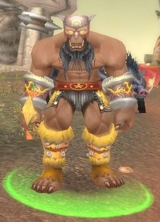 Spiritcaller Dohgar