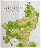Detailed map of lordaeron by kuusinen-d8zth76