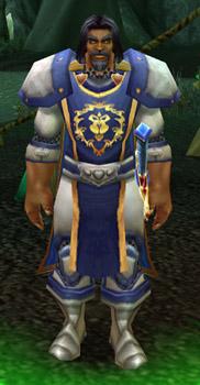 Lieutenant Meridian