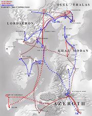 Second War Map