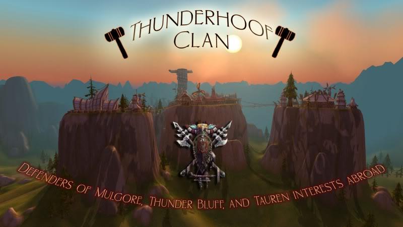 Thunderhoofbanner