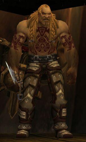 Harpoon Master Yavus