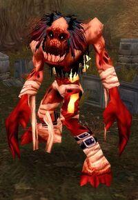 Slavering ghoul