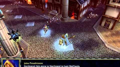 ParaFreak Warcraft III Reign of Chaos Divergent Courses